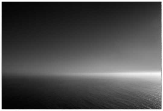 """Untitled (Near Big Sur, CA) (1/3) , Dominic Chavez, digital photograph on archival silver rag paper, 25"""" x 31"""" framed, $1800"""