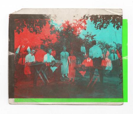"Untitled (jumping rope) , Nick Schietromo, archival inkjet print, 12¼"" x 9¾"" framed, $400"