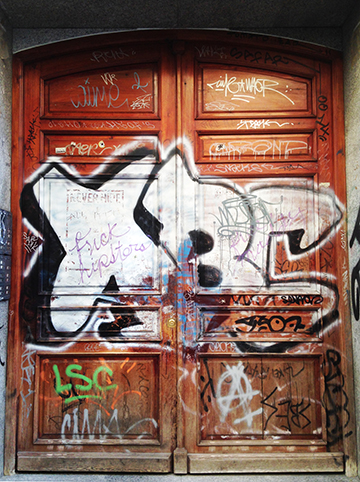 Photo by Koldo Guinea. Madrid, Spain.