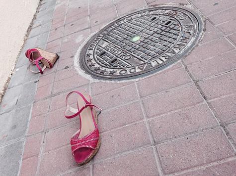 Photo by Koldo Guinea. Poem by Claudia Serea.Madrid. Spain.