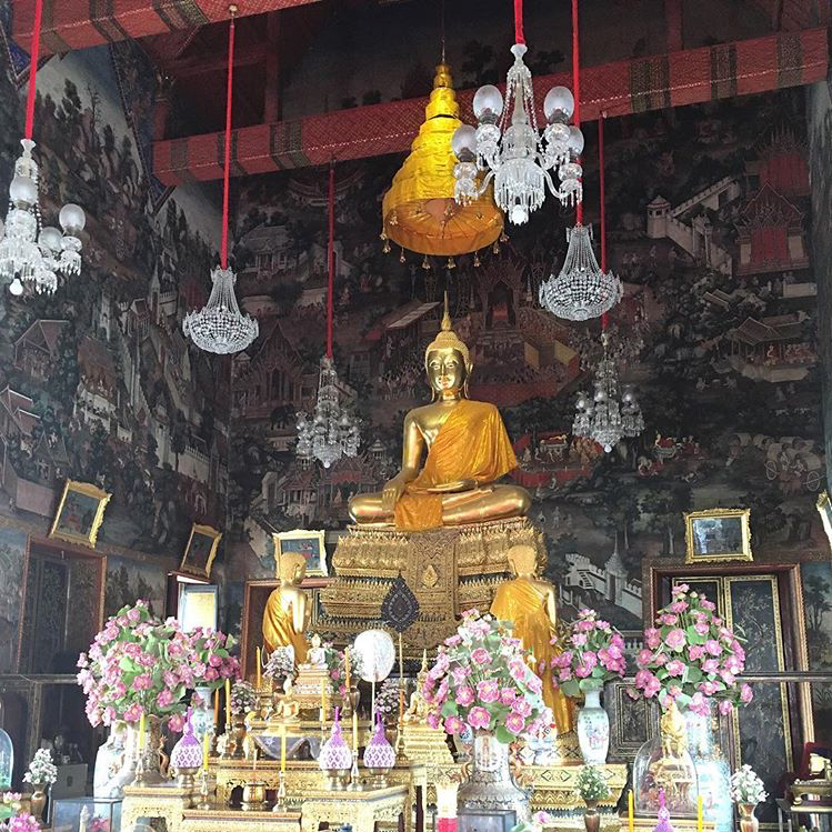 Wat Arun (The Temple of Dawn) in Bangkok