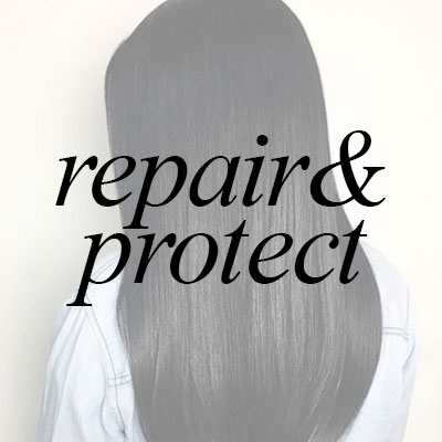 Products that Repair & Protect at HAUS Salon