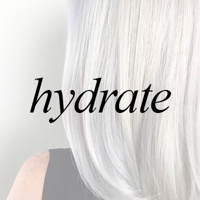 Products that Hydrate at HAUS Salon