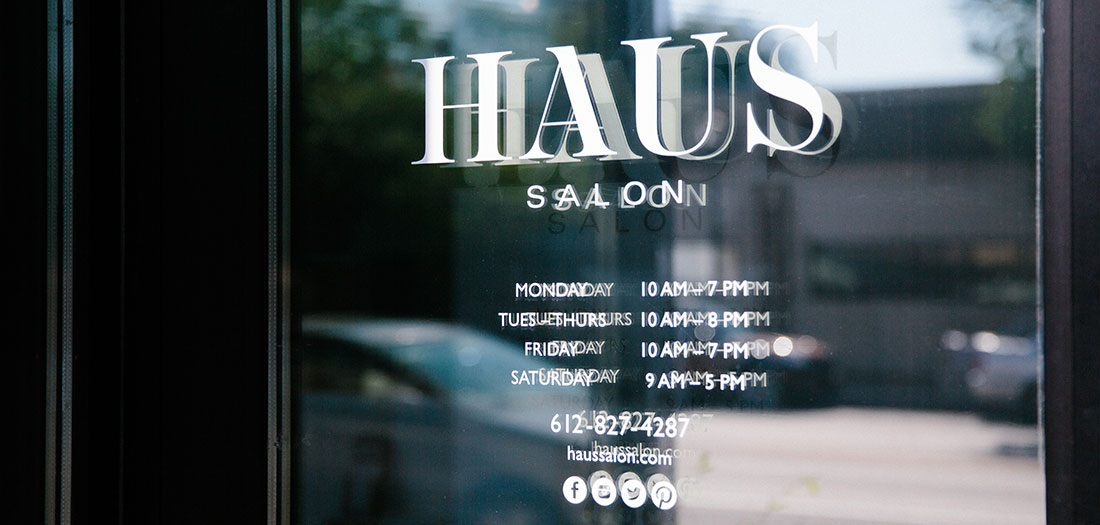 HAUS Salon South Minneapolis