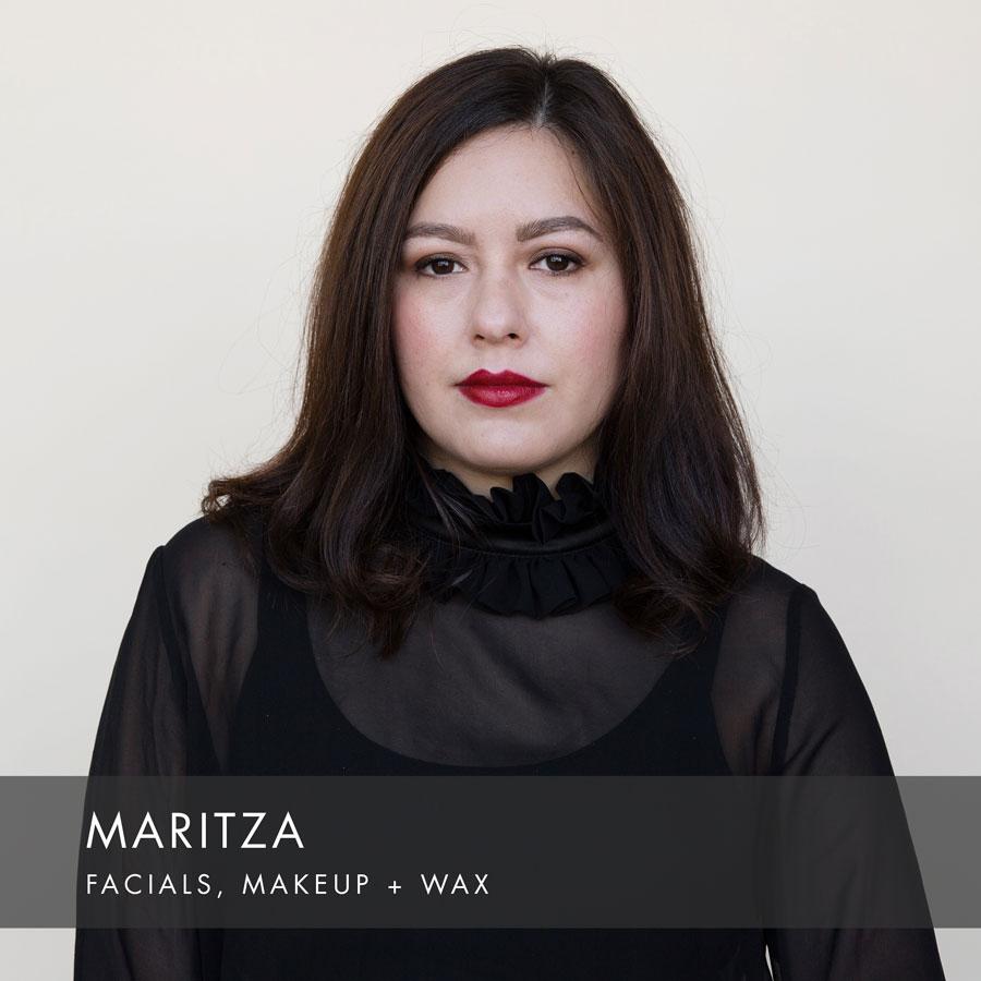 Maritza at HAUS Salon
