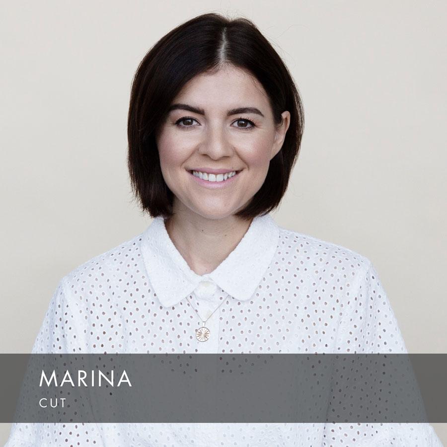 Marina at HAUS Salon