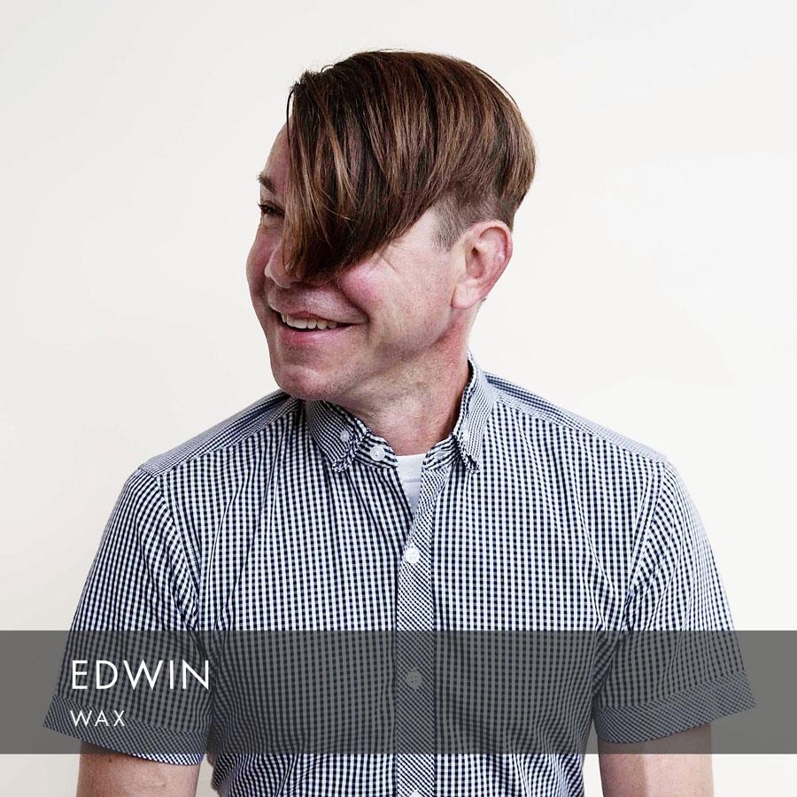 Edwin at HAUS Salon
