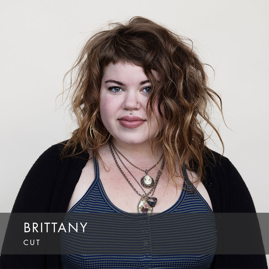 Brittany at HAUS Salon