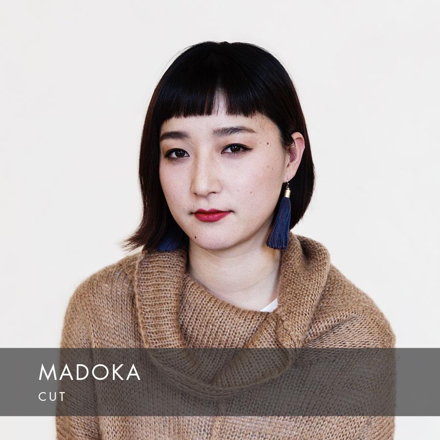 Madoka at HAUS Salon