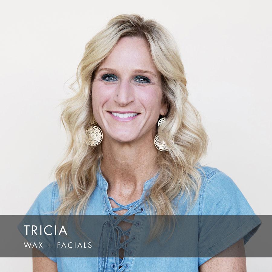 Tricia at HAUS Salon