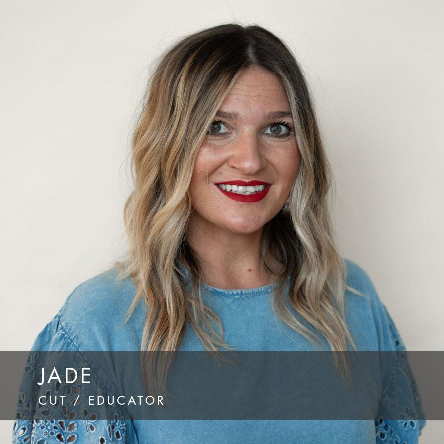 Jade at HAUS Salon