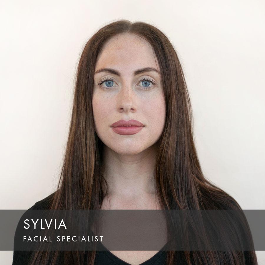Sylvia at HAUS Salon