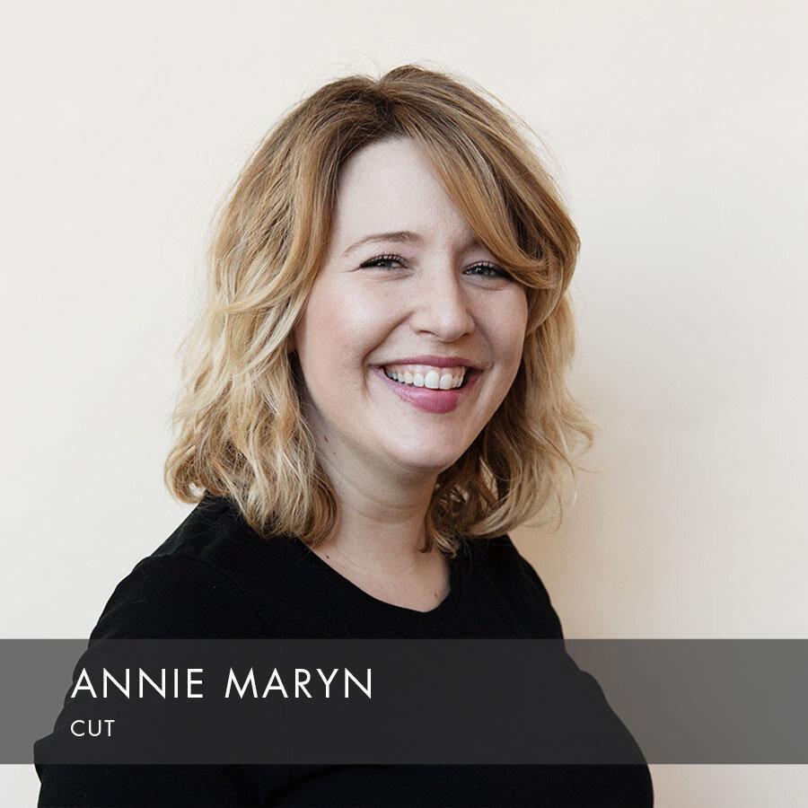 Annie Maryn at HAUS Salon