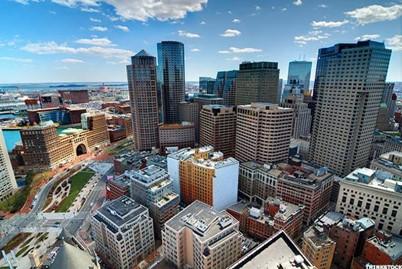 Boston Skyline (BasuMallick, 2016)