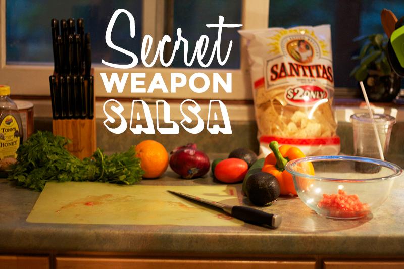 fresh salsa recipe gluten dairy free