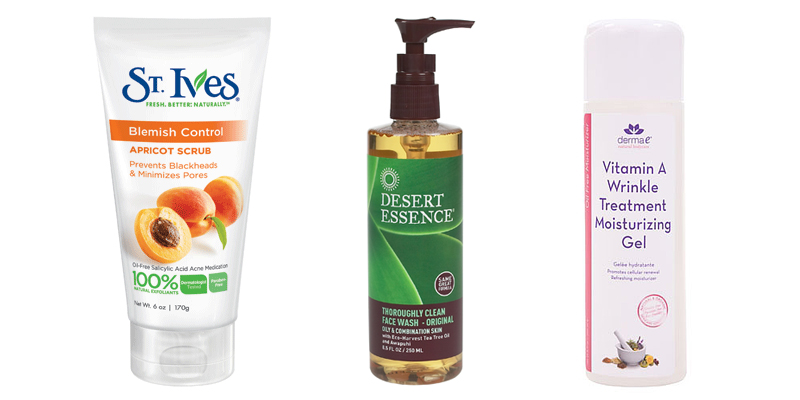 holy grail acne products