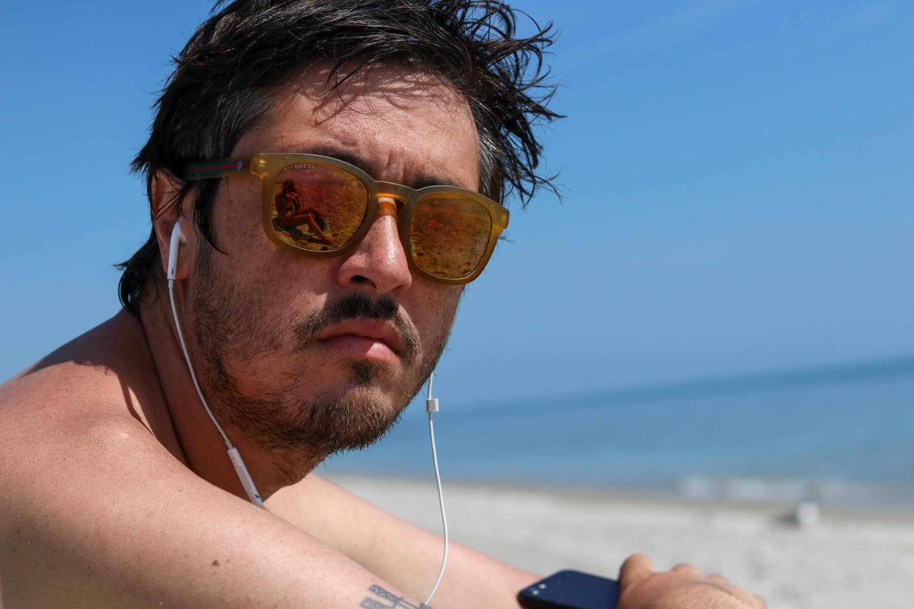 Konrad on the Beach, Florida