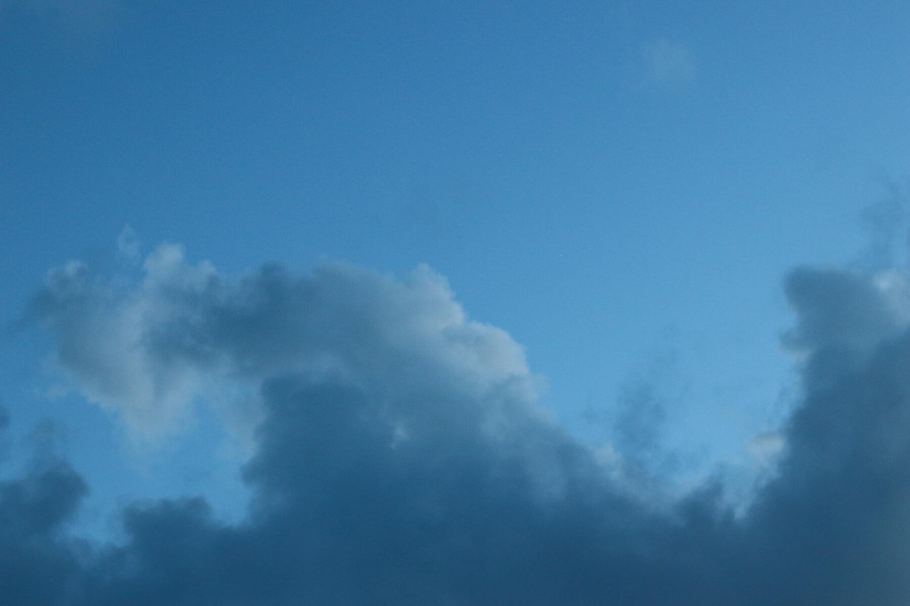 Clouds, Key West, Florida