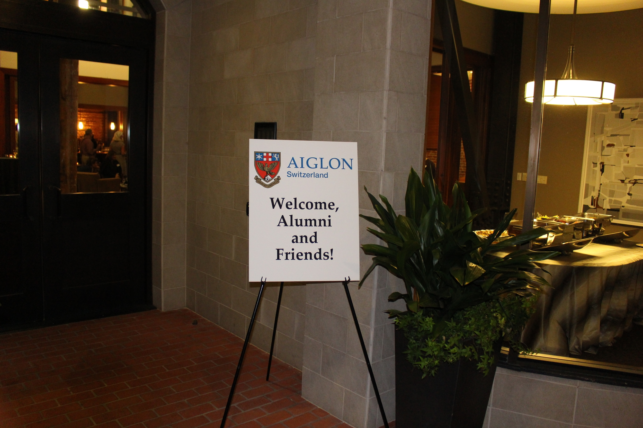 The San Francisco Reunion, hosted by alumnus Ben Suter, Aiglon College, and the FOAC (U.S.)