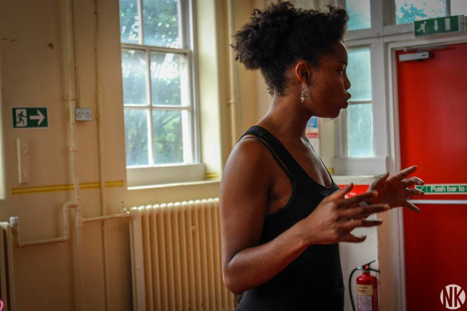 For Colored Girls London. Photo Credit -Natalie Keeney