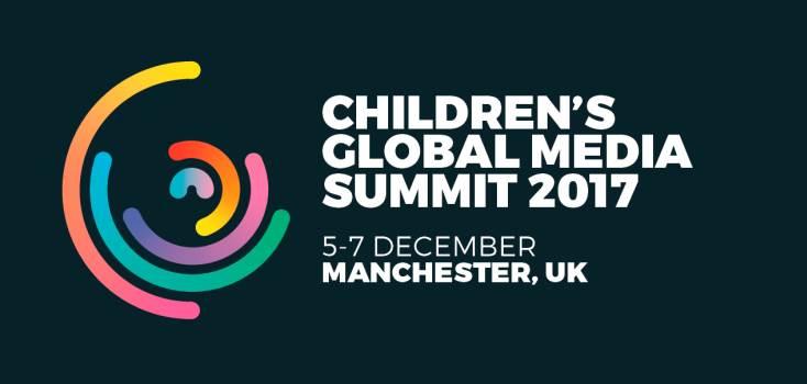 5-7th December - Children's Global Media Summit, Manchester Tickets