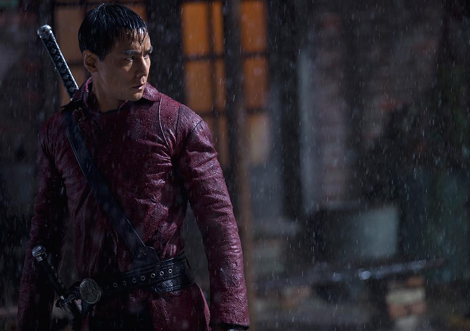 Daniel Wu as Sunny. Credit: James Dimmock/AMC