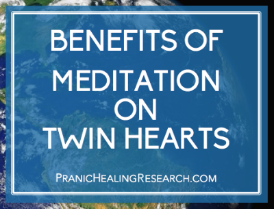 EEG Study on the benefits of Meditation on Twin Hearts.   Learn More.
