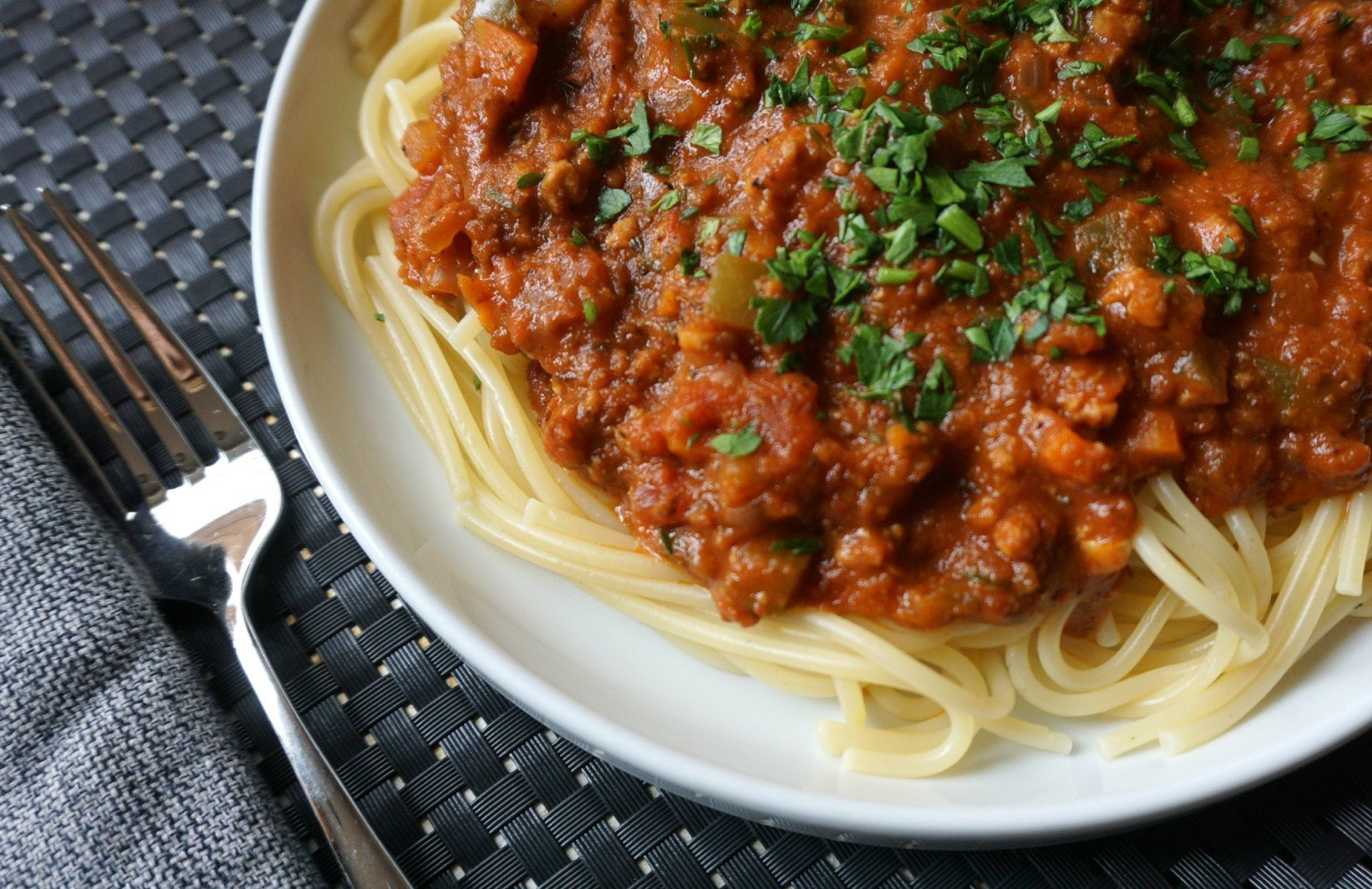 Meat Free Bolognese Sauce