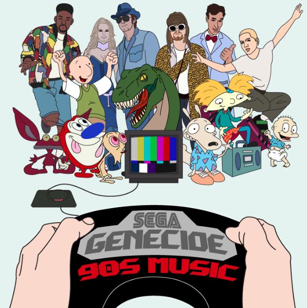 Sega Genecide