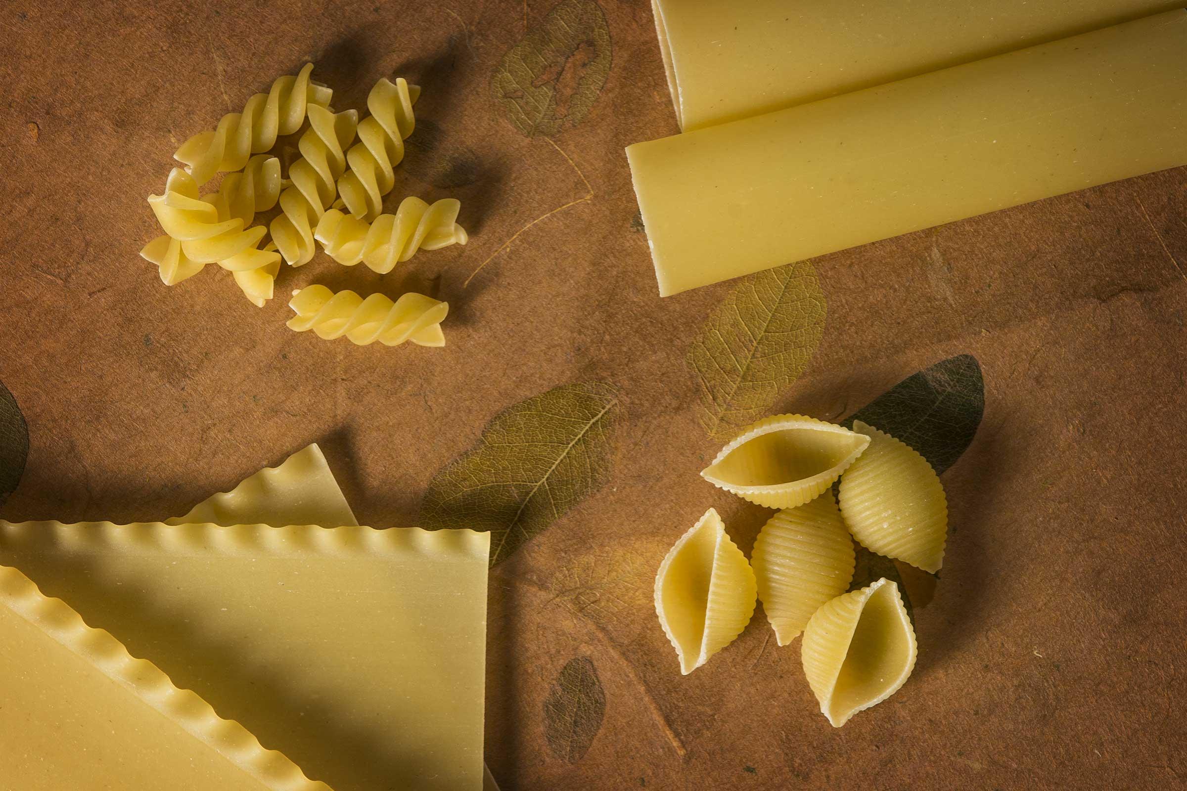 Pasta dry