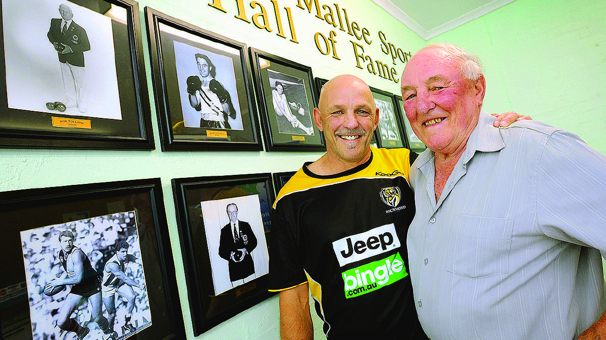 Local Sporting Clubs are filled with volunteer heroes.