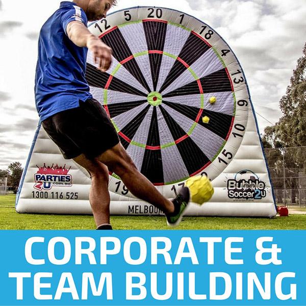 Corporate Events & Team Building