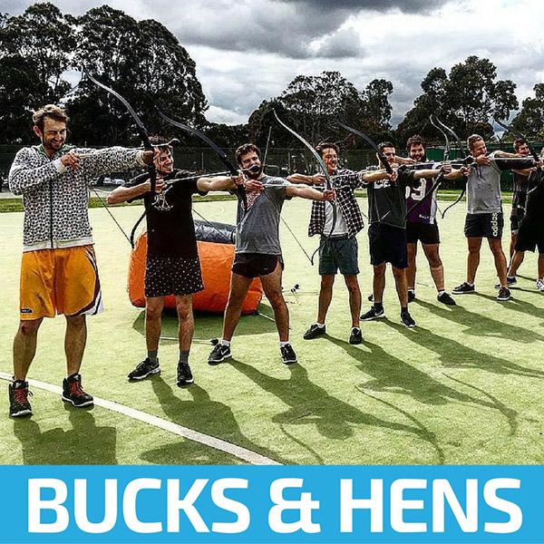 Buck's Parties & Hen's Days