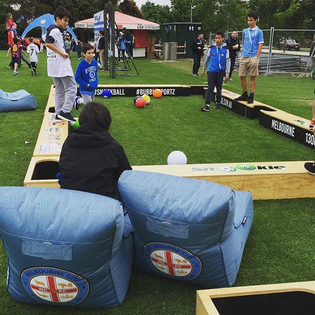 Soccer Pool on at 'City Square' pre-game #aleague #melbournecity #melbourne #soccerpool #soccerdarts #footdarts #footballdarts #footpool #footballpool #manchestercity @mancity @melbournecity #melbourne #thatsmelbourne #melbournetodo #melbmoments #melbournemum #melbournedad #melbourneman #melbournesport #mcg #aamipark #rodlaverarena