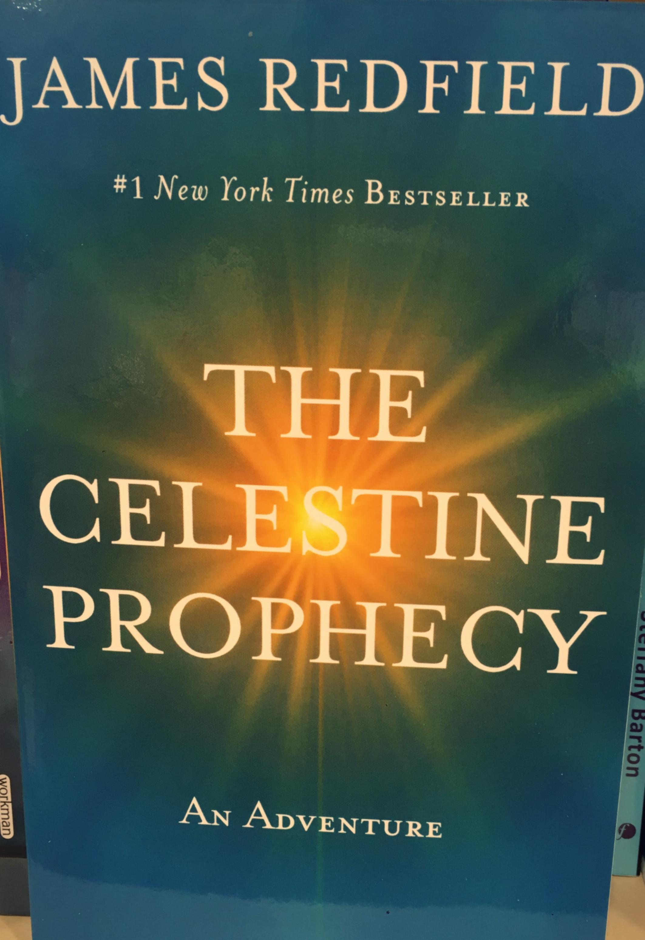 The Celestine Prophecy BOOK.jpg