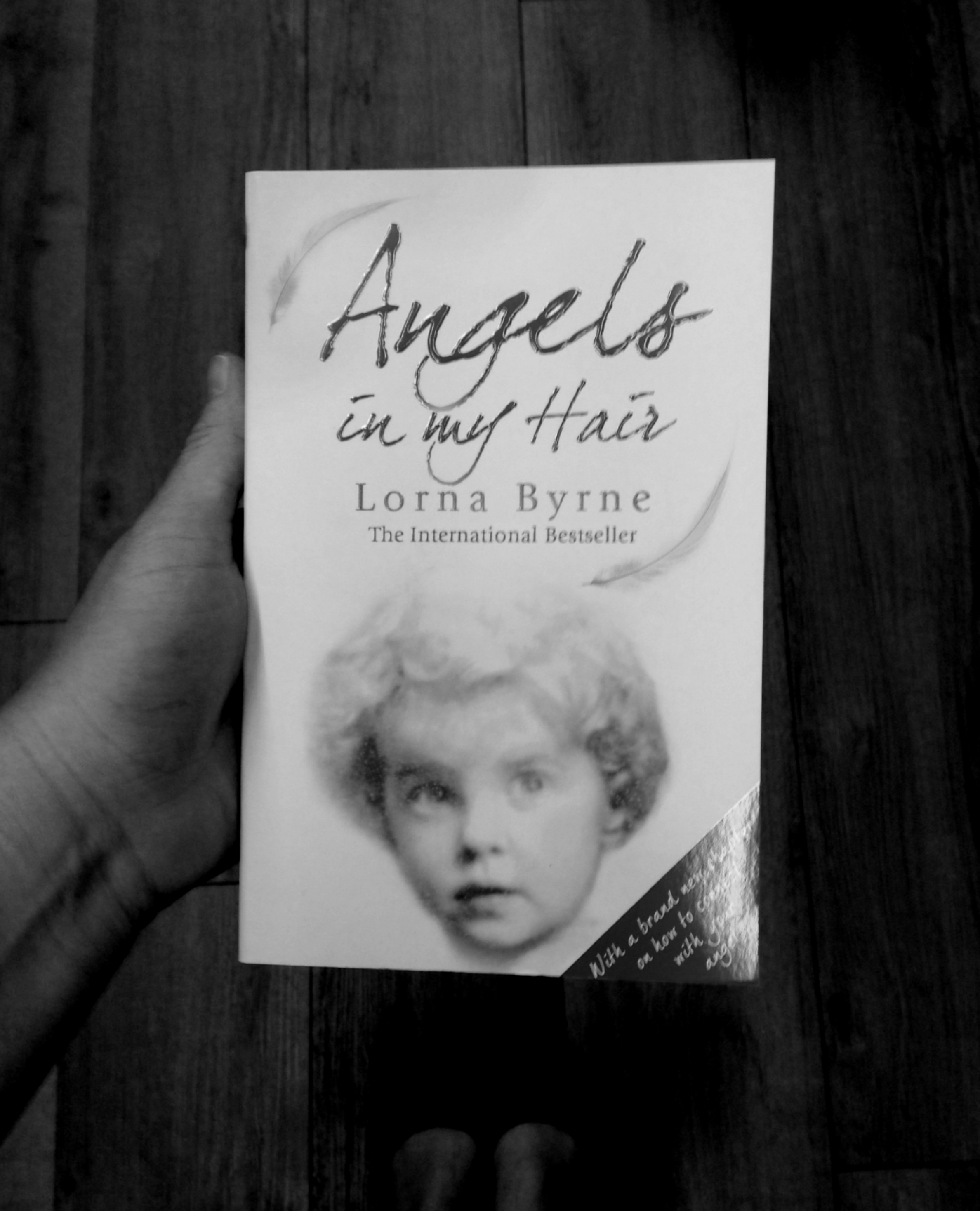 BOOK - ANGELS IN MY HAIR