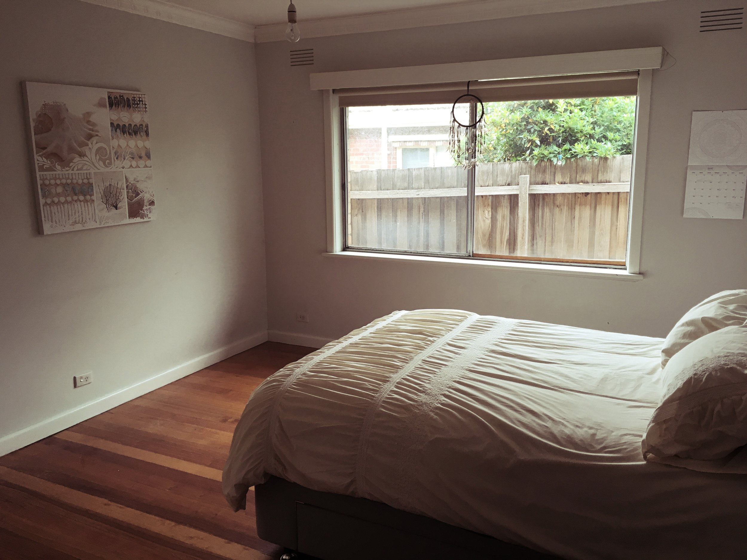 THE ACTUAL MAGICAL BED. SAD TO SEE GO…