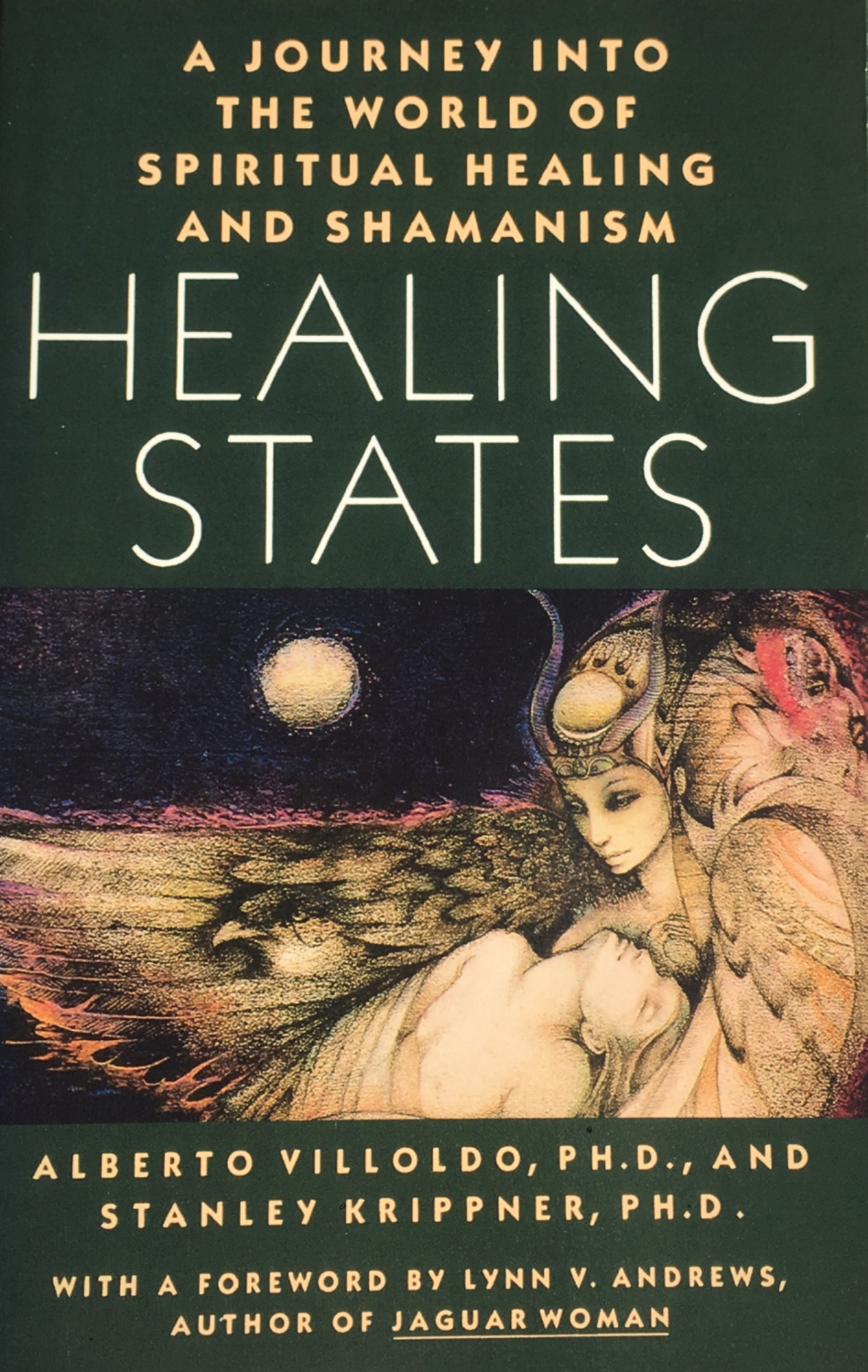 A Journey into the world of Spiritual Healing and Shamanism Healing States BOOK.jpg