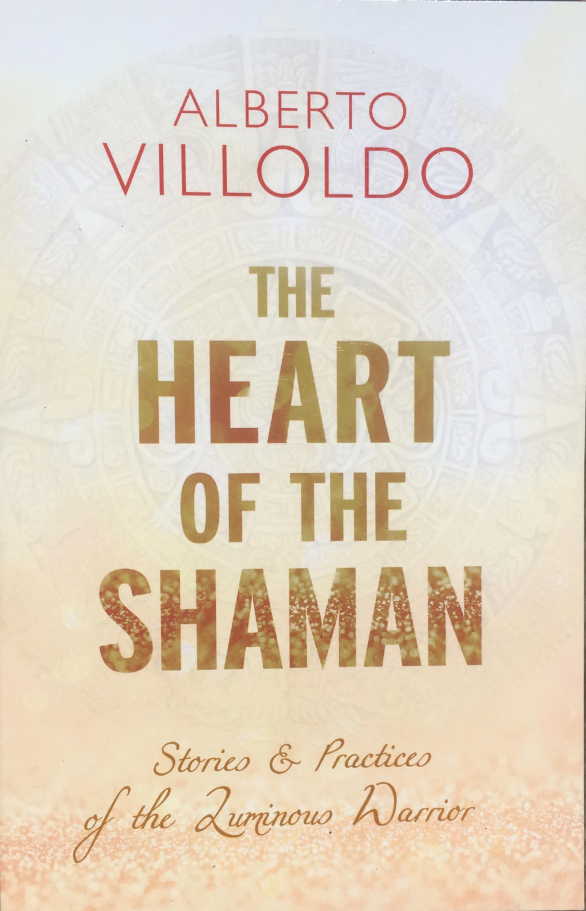 The heart of the shaman BOOKS.jpg