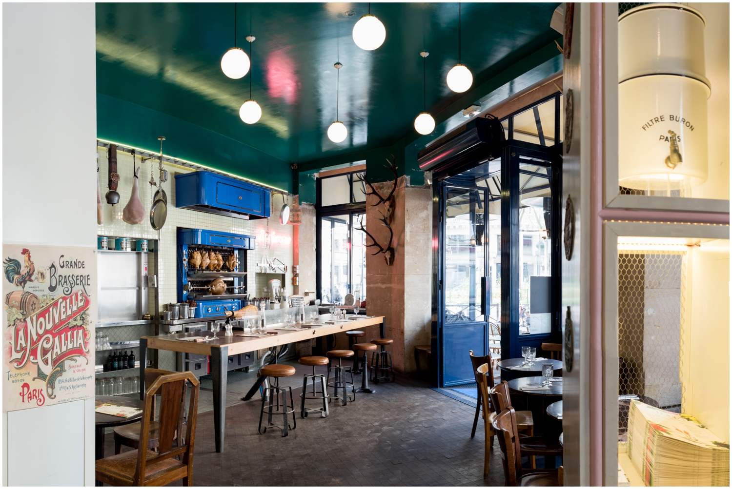 Restaurant  Loup Paris