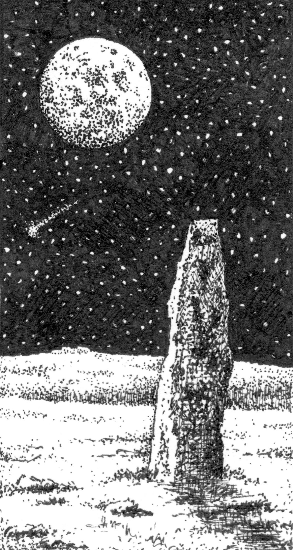 Merrivale Standing Stone, Dartmoor.jpeg