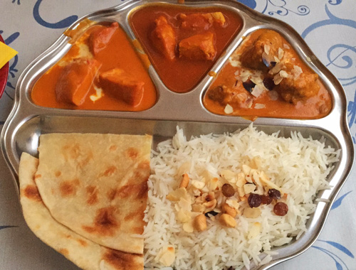 My all time favourite Thali