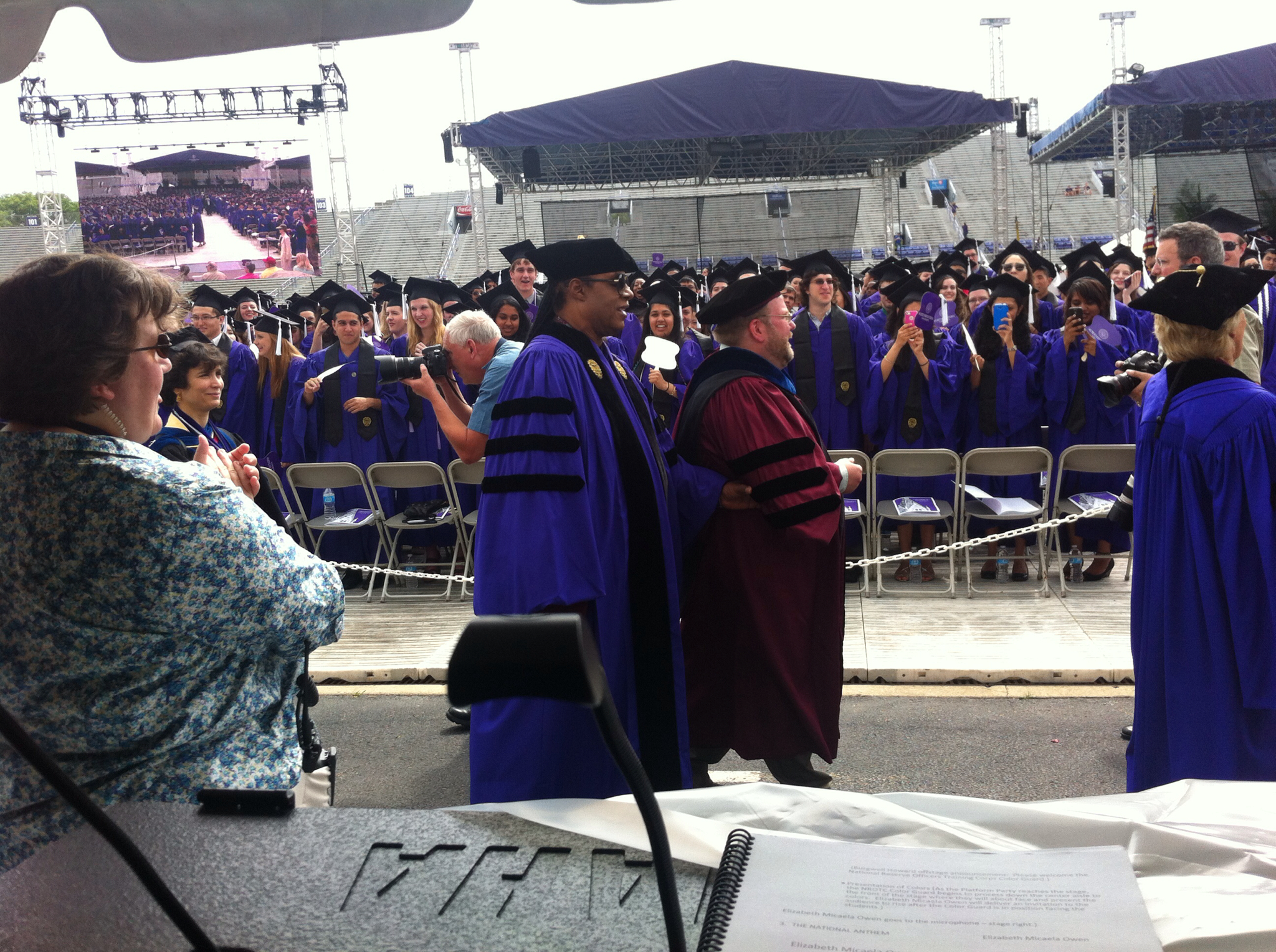 Norwestern University 2014 Commencement