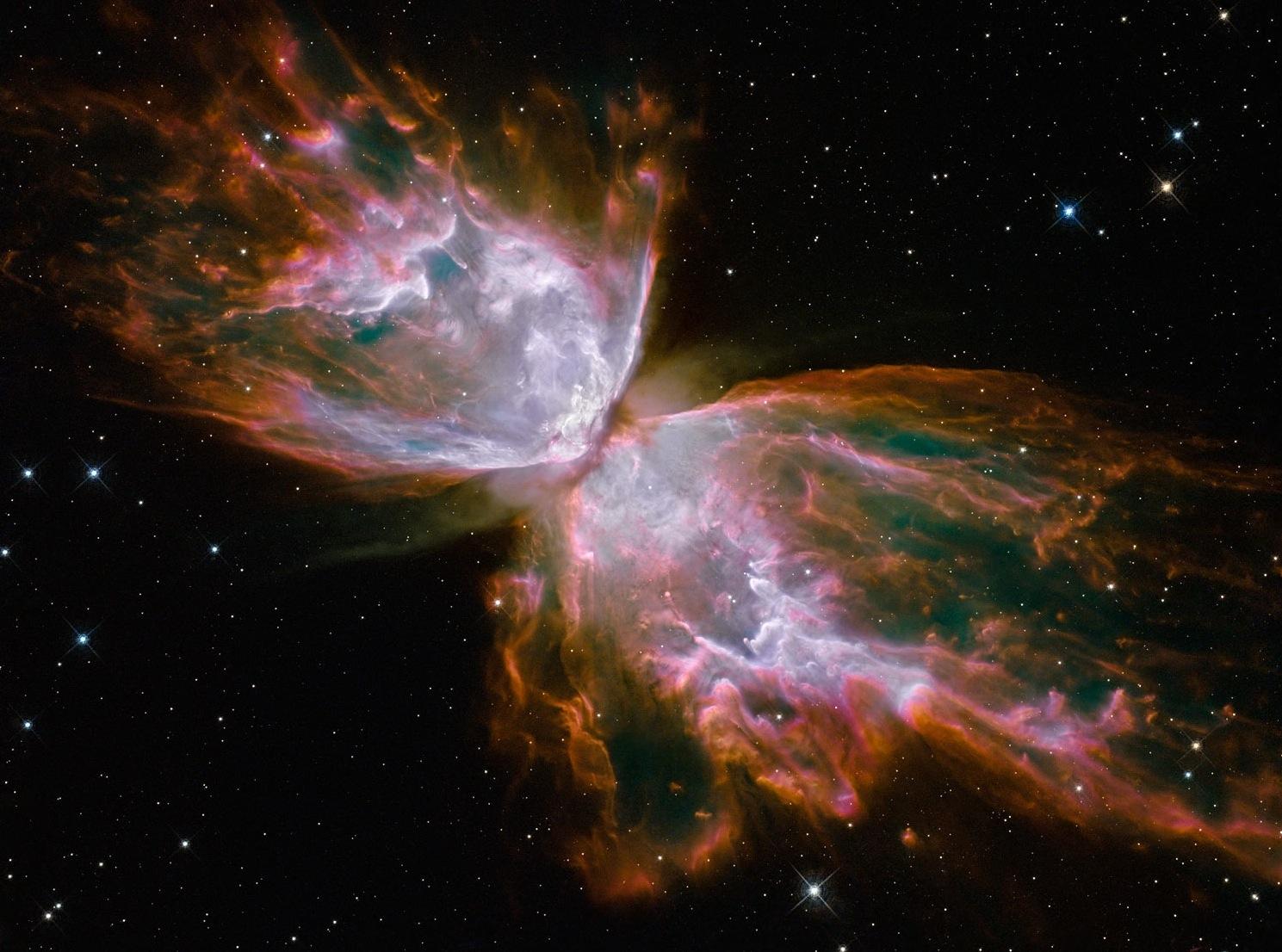 Death of A Star | NASA | Public Domain