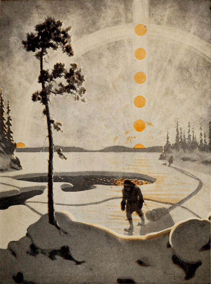 """Postmen of the Wilderness"" 