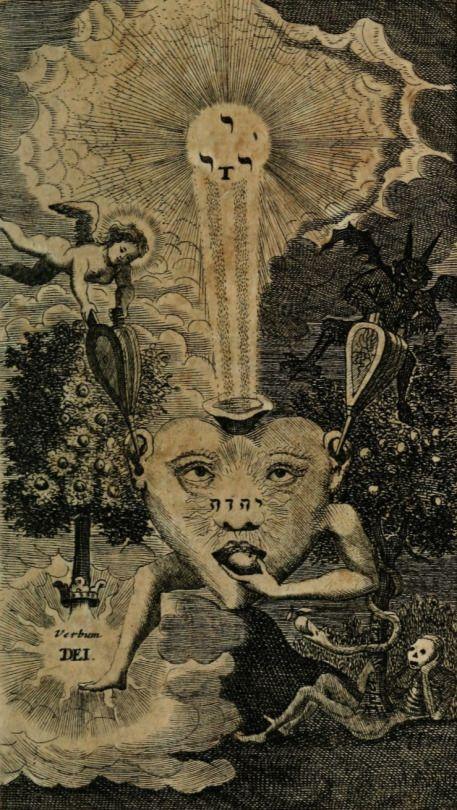 Johannes Tauler | 1705 | sourced via Pinterest