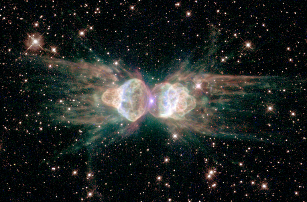 The Ant Nebula | sourced via hubblesite.org