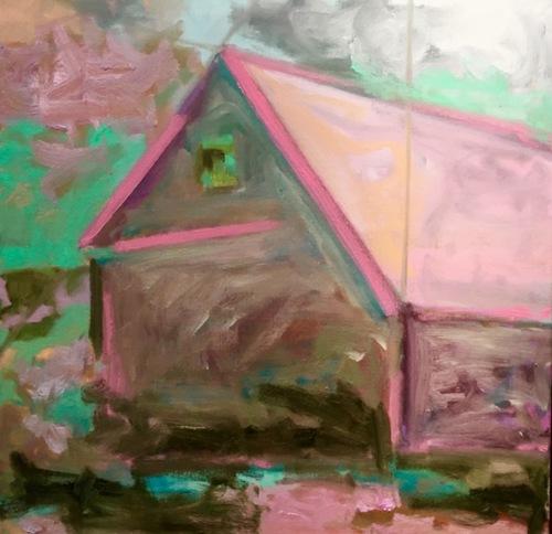 Pink Barn
