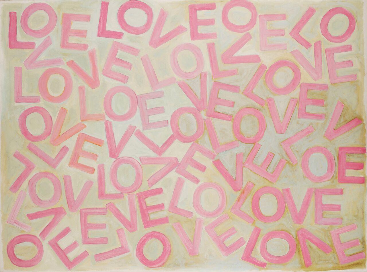LOVEvolve  pink/sand