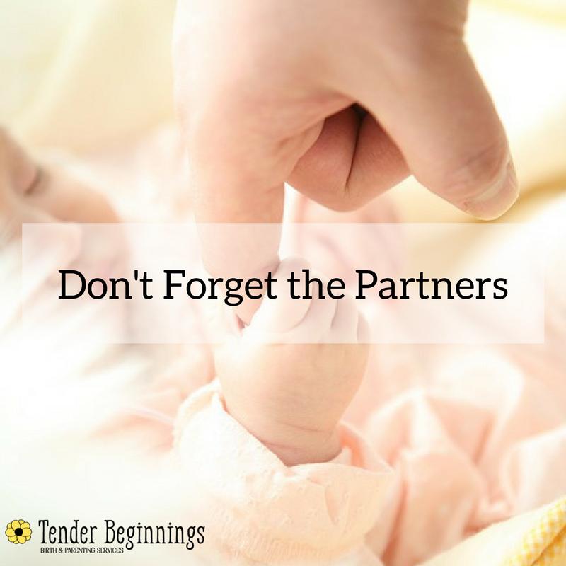 Partner Birth Baby